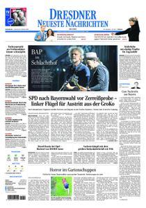 Dresdner Neueste Nachrichten - 16. Oktober 2018