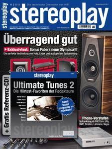 Stereoplay - November 2013