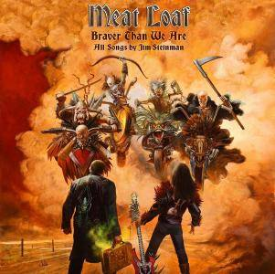 Meat Loaf - Braver Than We Are (2016)