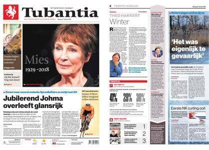 Tubantia - Enschede – 27 februari 2018