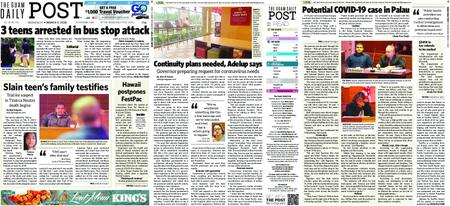 The Guam Daily Post – March 04, 2020
