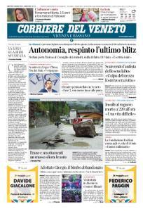 Corriere del Veneto Vicenza e Bassano – 21 maggio 2019