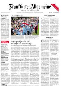 Frankfurter Allgemeine Zeitung - 28 September 2020