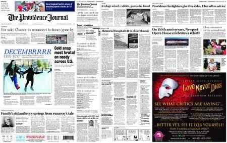 The Providence Journal – December 29, 2017