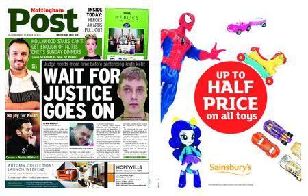 Nottingham Post – October 18, 2017