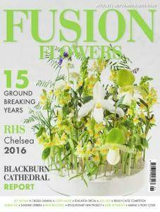 Fusion Flowers - August - September 2016
