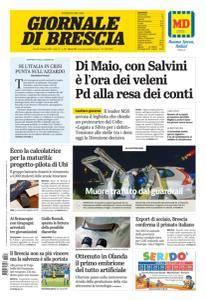 Giornale di Brescia - 3 Maggio 2018