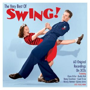VA - The Very Best Of Swing! (3CD, 2019)
