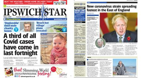 Ipswich Star – January 06, 2021