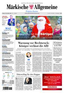 Märkische Allgemeine Prignitz Kurier - 30. November 2018