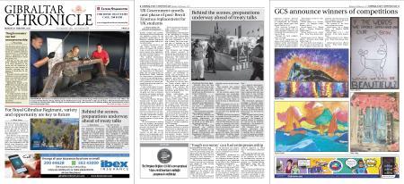 Gibraltar Chronicle – 08 February 2021