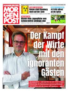 Hamburger Morgenpost – 29. September 2020