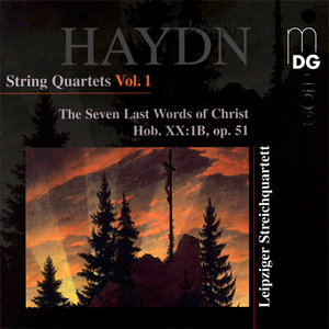 Leipziger Streichquartett - Haydn: String Quartets Vol. 1 (2009) [Official Digital Download 24/88]