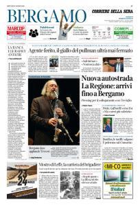 Corriere della Sera Bergamo - 21 Marzo 2019