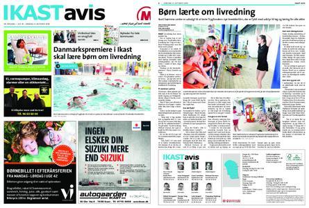 Ikast Avis – 09. oktober 2019