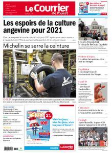 Le Courrier de l'Ouest Cholet – 07 janvier 2021