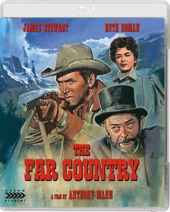 The Far Country (1954) + Extras