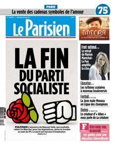 Le Parisien du Mercredi 10 Mai 2017