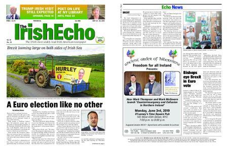 The Irish Echo – May 22, 2019