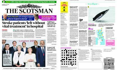 The Scotsman – July 11, 2018