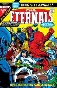 Eternals Annual 001 2009 Digital Shadowcat