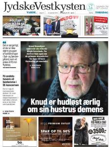 JydskeVestkysten Varde – 08. november 2018