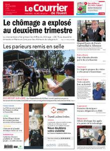 Le Courrier de l'Ouest Angers – 28 juillet 2020