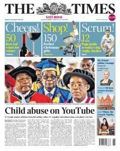 The Times - 18 November 2017