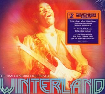 The Jimi Hendrix Experience - Winterland (1968/2011) [Single CD + 4CD Box Set + Amazon Exclusive CD] RE-UPPED