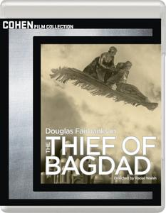 The Thief of Bagdad (1924) + Extras