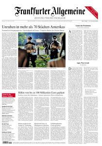 Frankfurter Allgemeine Zeitung - 2 Juni 2020