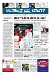 Corriere del Veneto Venezia e Mestre - 20 Ottobre 2017