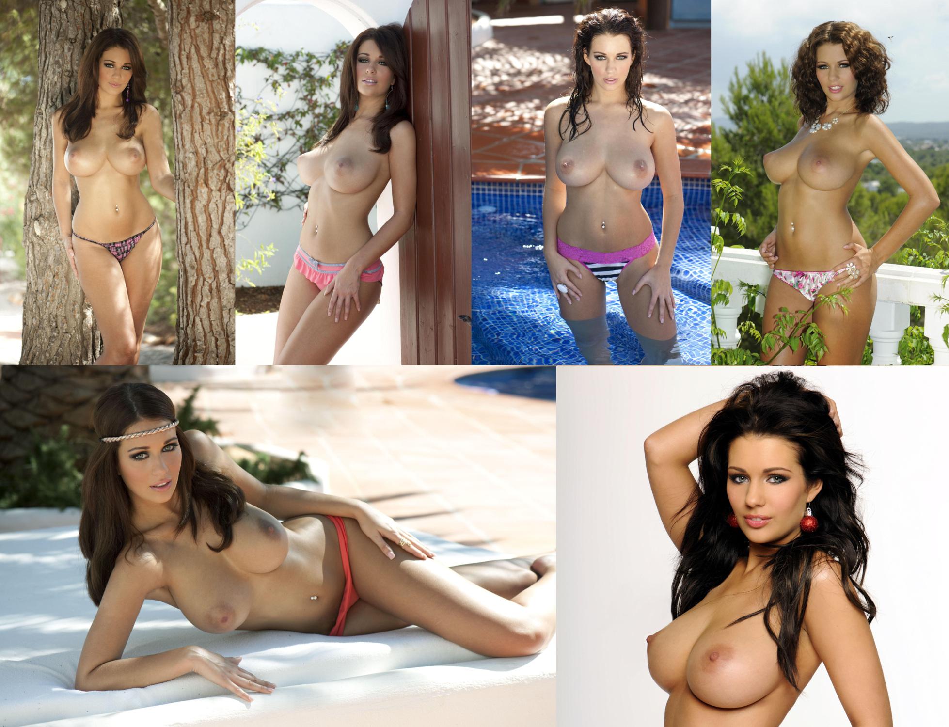 Holly robinson naked