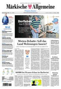 Märkische Allgemeine Prignitz Kurier - 18. Juni 2019