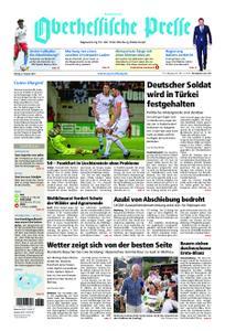 Oberhessische Presse Hinterland - 09. August 2019