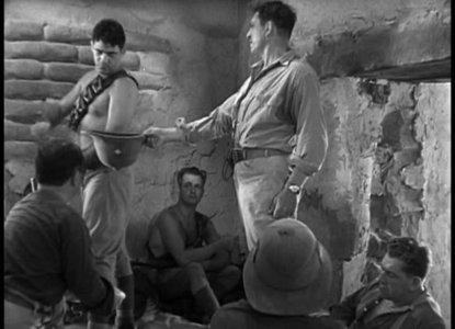 The Lost Patrol [La Patrouille perdue] 1934