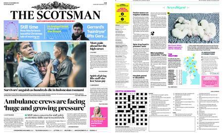 The Scotsman – December 24, 2018