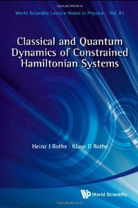 Classical and Quantum Dynamics of Constrained Hamiltonian Systems (repost)