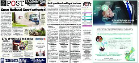 The Guam Daily Post – August 22, 2018