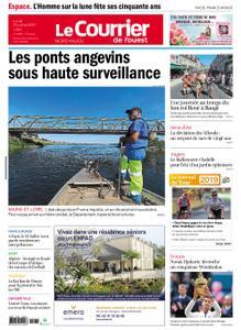 Le Courrier de l'Ouest Nord Anjou – 15 juillet 2019