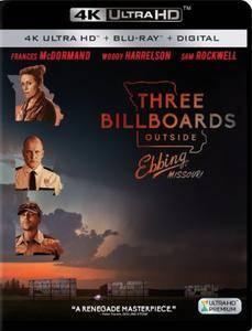Three Billboards Outside Ebbing, Missouri 4K (2017)