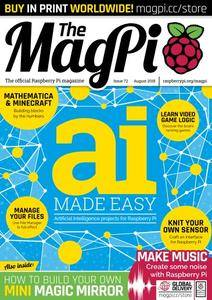 The MagPi - August 2018