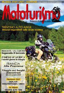 Mototurismo N.254 - Marzo-Aprile 2019