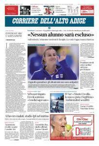 Corriere dell'Alto Adige - 14 Aprile 2018