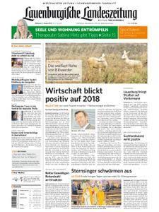 Lauenburgische Landeszeitung - 03. Januar 2018