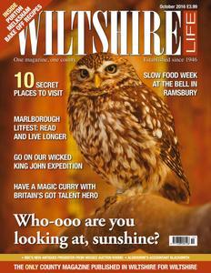 Wiltshire Life - October 2016