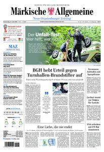 Neue Oranienburger Zeitung - 21. Juni 2018