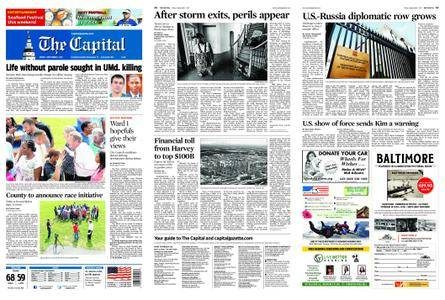 The Capital – September 01, 2017