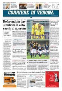 Corriere di Verona - 22 Ottobre 2017