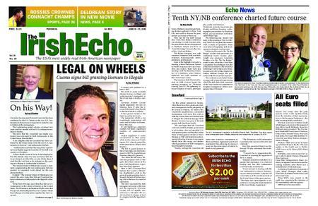 The Irish Echo – June 19, 2019